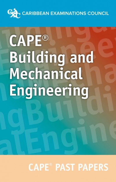 CAPE® Building and Mechanical Engineering Drawing Past Papers eBook