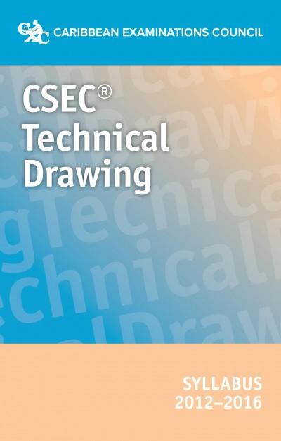 CSEC Technical Drawing syllabus  2012-2016 eBook
