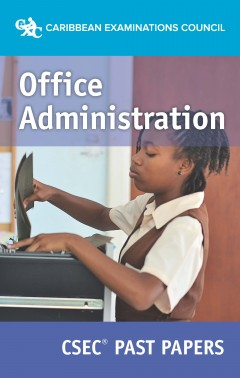 CSEC® Office Administration Past Papers eBook
