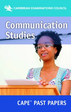 CAPE® Communication Studies Past Papers eBook