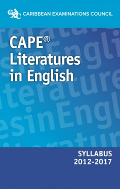 CAPE® Literatures in English Syllabus 2012–2017 eBook