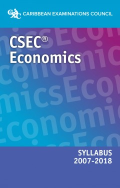 CSEC® Economics Syllabus 2007–2018 eBook