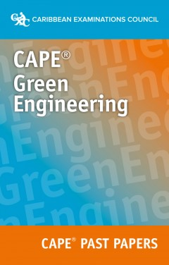 CAPE® Green Engineering Past Papers eBook