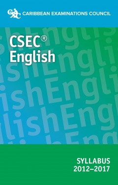 CSEC English syllabus 2012- 2017 eBook