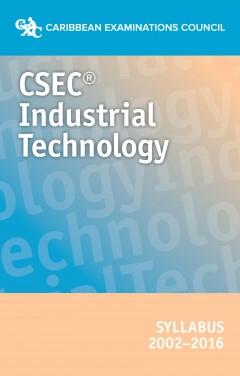 CSEC Industrial Technology syllabus  2002- 2016 eBook