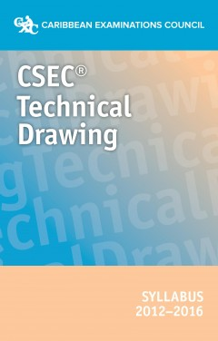 CSEC Technical Drawing syllabus  2012-2016 eBook