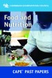 CAPE® Food and Nutrition Past Papers eBook